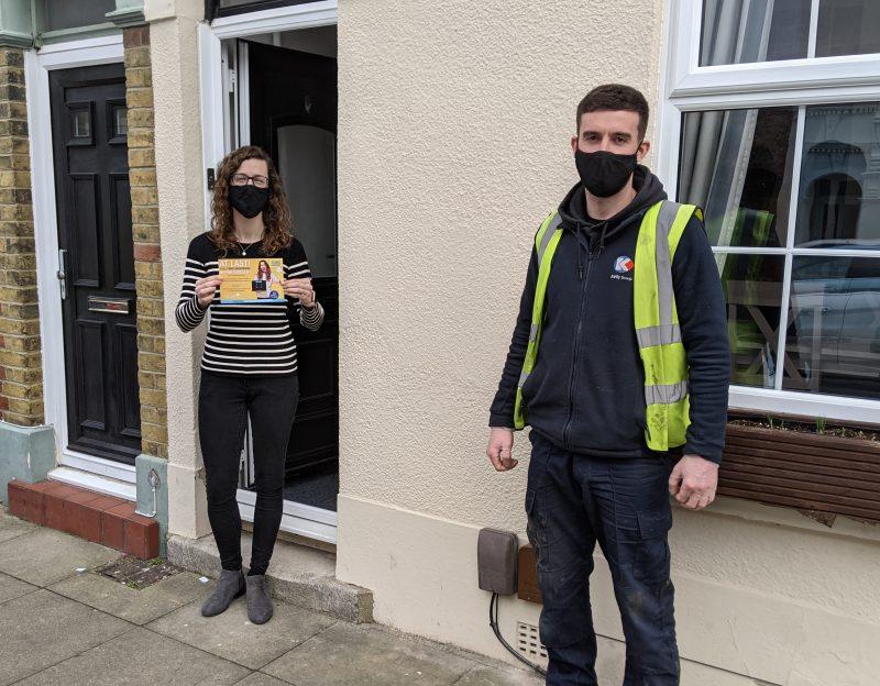CityFibre Giganet Install Homes Portsmouth