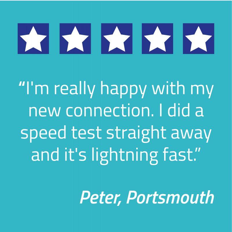 Peter Southsea Testimonial